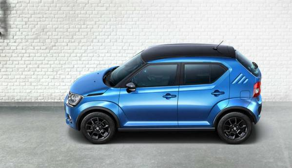 Maruti Suzuki Ignis launched onward of Rs. 4.59 lac with Apple CarPlay, Android Auto and more