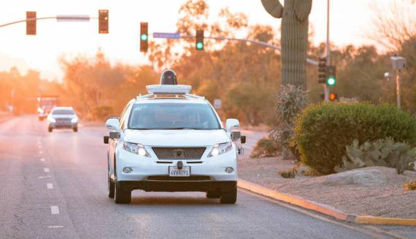 Is Google looking to take on Uber with its own autonomous ride hailing service?