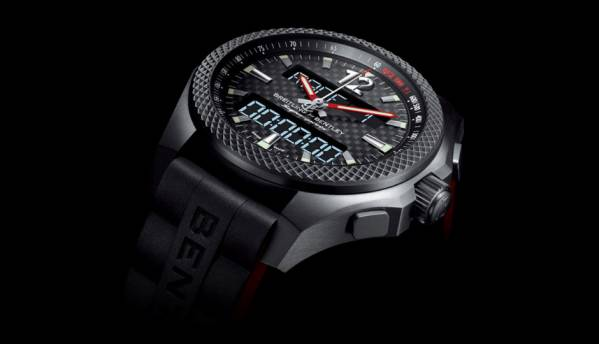 Breitling announces limited-edition watch to mark Bentley Continental Supersports launch