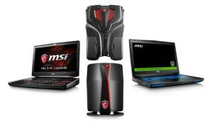 MSI - Serving the Indian Gamer