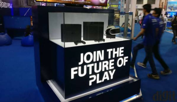 Sony PlayStation 4 Pro and PS VR launched in India, priced at Rs. 38,990, Rs. 41,990