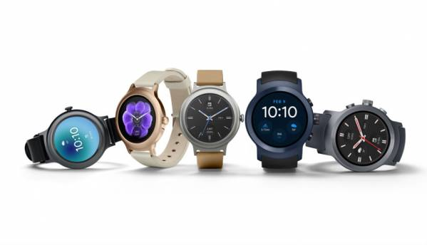LG Watch Sport and Watch Style running Android Wear 2.0 launched