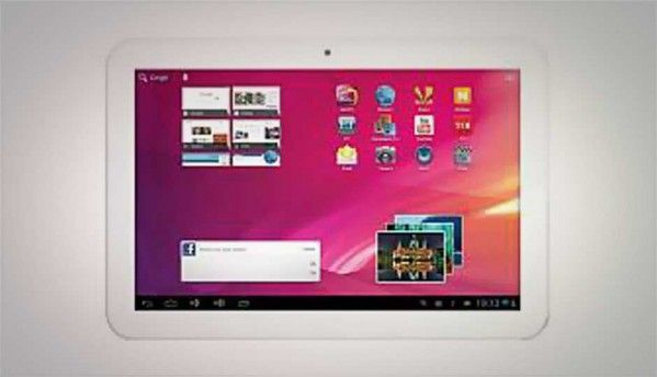 10-inch Videocon VT10 tablet launches in India for Rs. 11,200