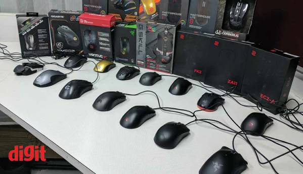 This is how we test gaming mice
