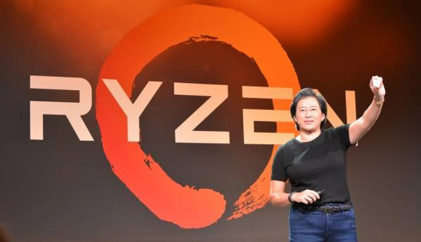 AMD is back - CEO Lisa Su announces AMD Ryzen 7 1800X (8 core / 16 threads) for $499