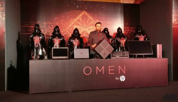 HP's 2017 range of Omen gaming hardware is covering the basics