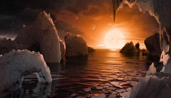 New Earth-sized planets discovered orbiting a tiny star in habitable zone