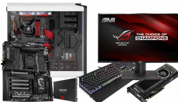 The ultimate gaming PC that money can buy