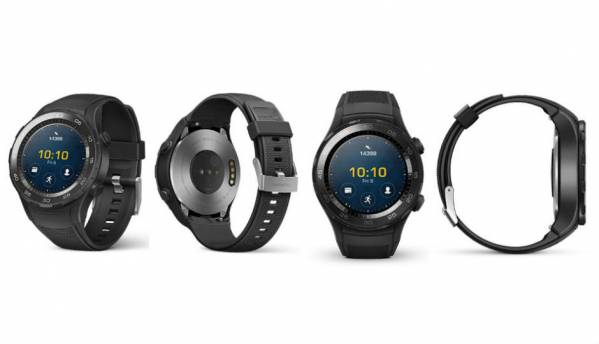 Huawei Watch 2 with Android Wear 2.0 leaks ahead of official launch at MWC