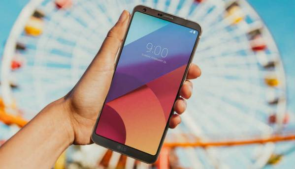 LG G6 launched with 5.7-inch QHD+ FullVision display, Snapdragon 821, Google Assistant and more