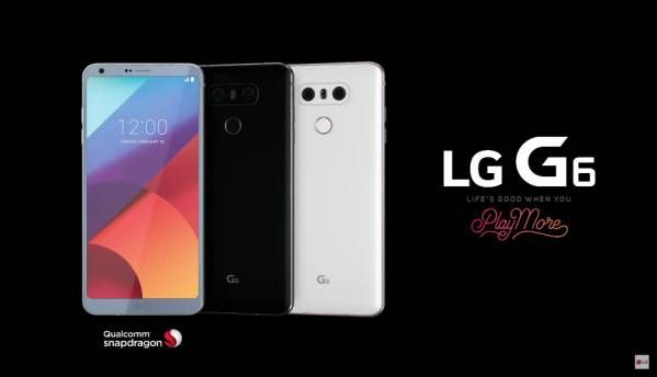LG G6 launched at MWC: Here's a first look at the 5.7 inch...