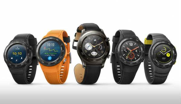 Huawei Watch 2 and Watch 2 Classic announced with Android Wear 2.0 at MWC 2017