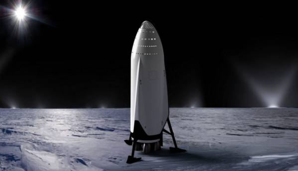 """SpaceX wants to take two """"tourists"""" to lunar orbit and beyond by 2018"""