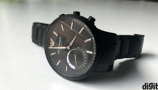Emporio Armani Connected Review: Just a hint of smart