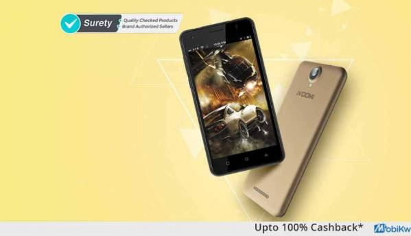 iVoomi iV505 with 5-inch display, 4G VoLTE support launched at Rs. 3,999 on ShopClues
