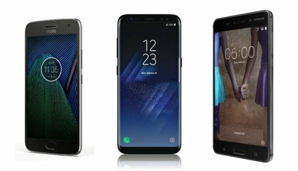 Nokia 6, Moto G5, Galaxy S8 and more smartphones to look forward to