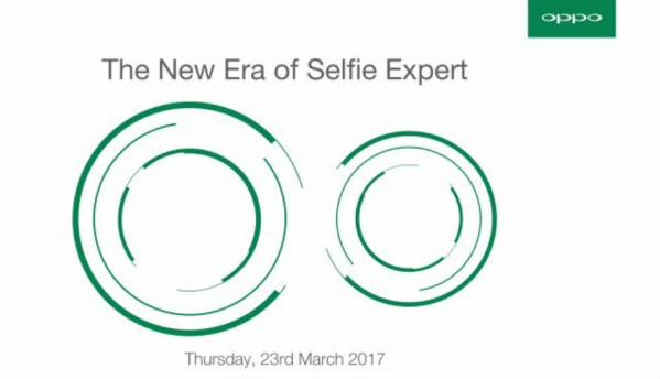 Oppo F3 and F3 Plus selfie-centric smartphones launching on March 23