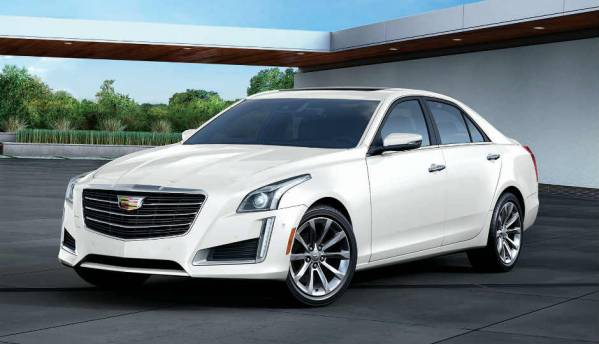 """Cadillac's new V2V technology can make cars """"talk"""" to each other about road conditions"""