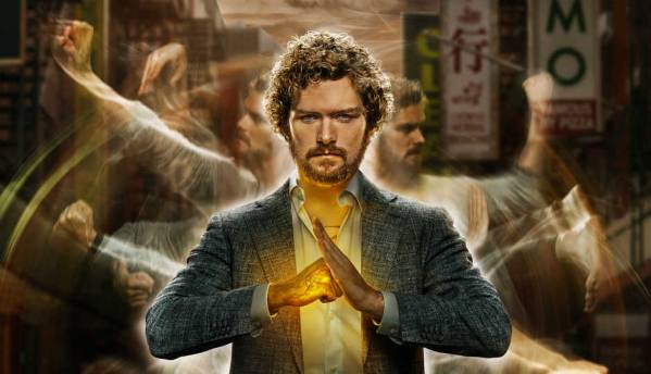 Marvel's Iron Fist: He's no Daredevil, but there's nothing wrong with him being 'white'