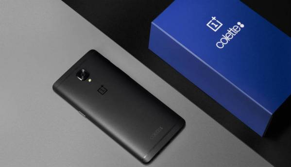 OnePlus 3T matte black variant teased once again, could launch tonight