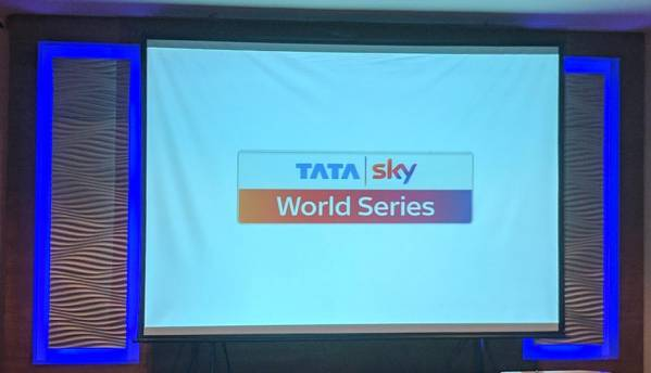 'Tata Sky World Series' announced with Italian series Gomorrah