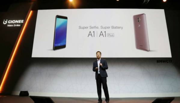 Image result for Gionee A1