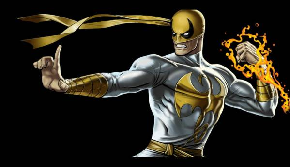 Iron Fist packs much more than a mean punch, here are his powers