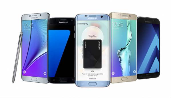 Samsung pay might he headed to non-Samsung Android phones: Report