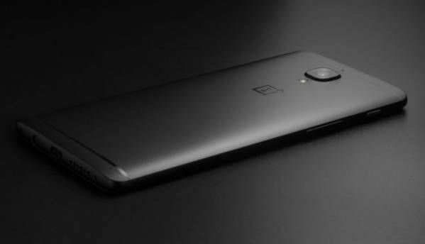 OnePlus 3T Midnight Black variant with 128GB storage now available at Rs 34,999