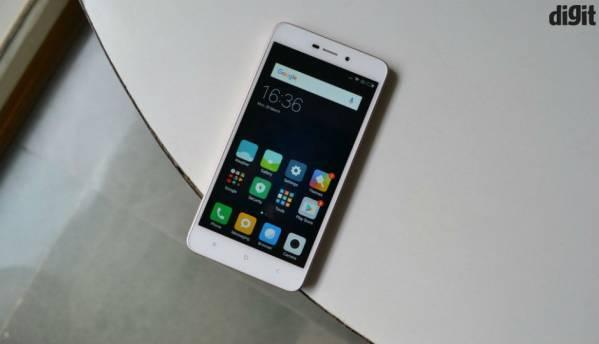 Xiaomi Redmi 4A: In Pictures
