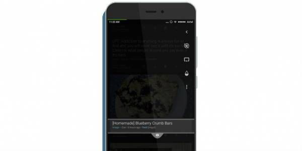 BlackBerry's new Android app prevents others from peeping into your screen