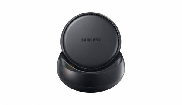 Samsung Galaxy S8 accessories including Dex Dock, wireless charger leak in pictures