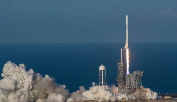 Elon Musk's SpaceX makes history by relaunching and landing a used Falcon 9 rocket