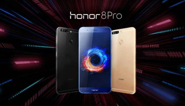 Honor 8 Pro with dual rear cameras launched at €549