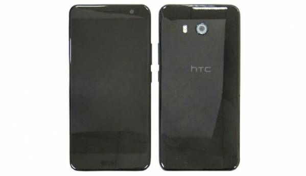 HTC U Ocean leak reveals glass design and front fingerprint sensor