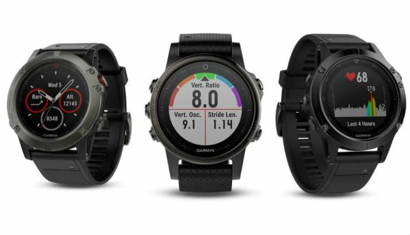 Garmin to launch its Fenix 5 series of GPS wearables in India soon