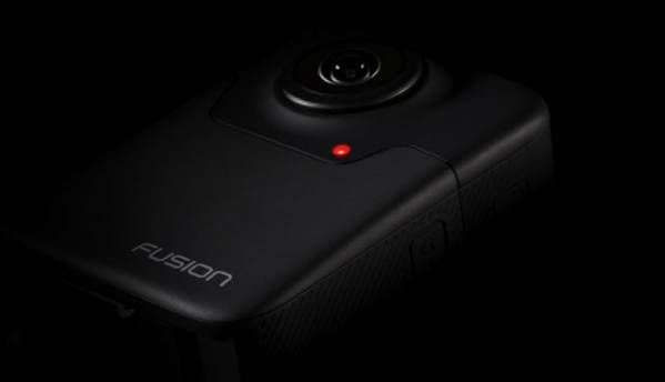 GoPro reveals more details about GoPro Fusion 360-degree camera with 5.2K support