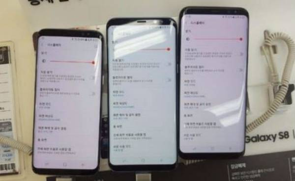 Samsung confirms Galaxy S8 getting red tint fix next week via software update
