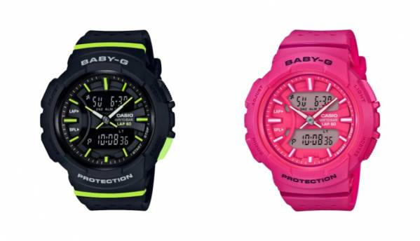 Casio BABY-G fitness watch for women launched at Rs. 5,995