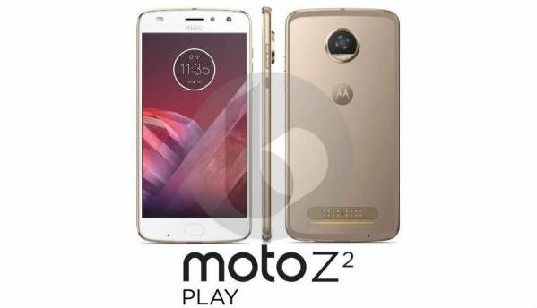 Moto Z2 Play tipped to feature smaller battery, thinner design