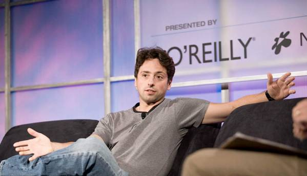Google Co-Founder, Sergey Brin may be secretly building an airship