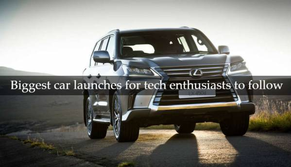 Biggest upcoming car launches in India for tech enthusiasts to...