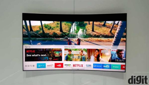 Samsung's flagship QLED TV series launched in India, prices start from Rs. 3,14,900