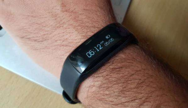 Lenovo HW01: A lightweight fitness tracker for everyday use