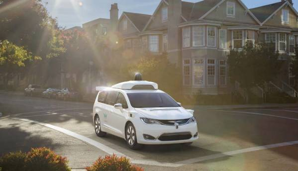 Waymo's self-driving cars may soon feature on Lyft's portfolio