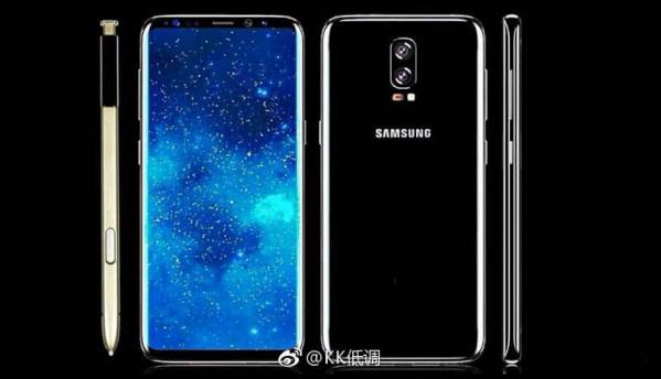 Samsung Galaxy Note 8 may feature 6.3-inch display, dual-rear camera setup
