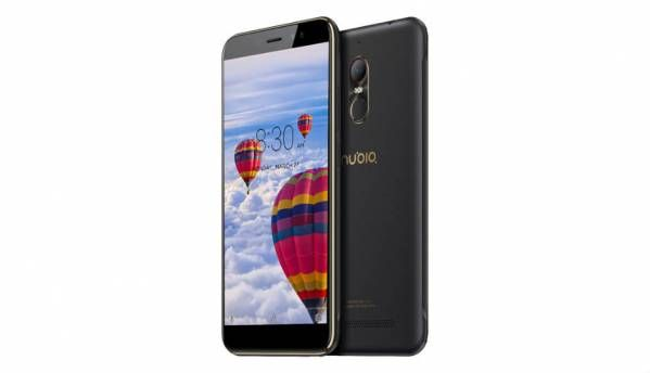 Nubia N1 Lite with 8MP rear camera, f/2.0 aperture lens launched in India at Rs. 6,999