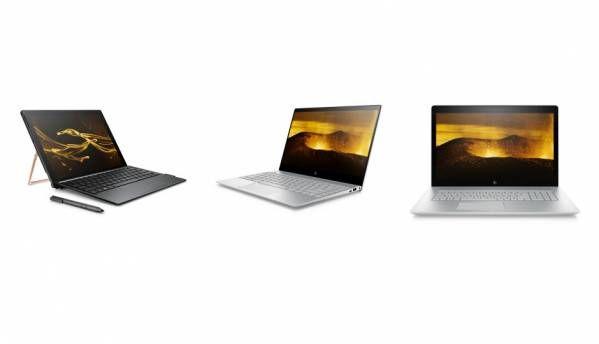 HP Spectre x2, Envy 13, Envy 17 premium laptops launched at Cannes Film Festival