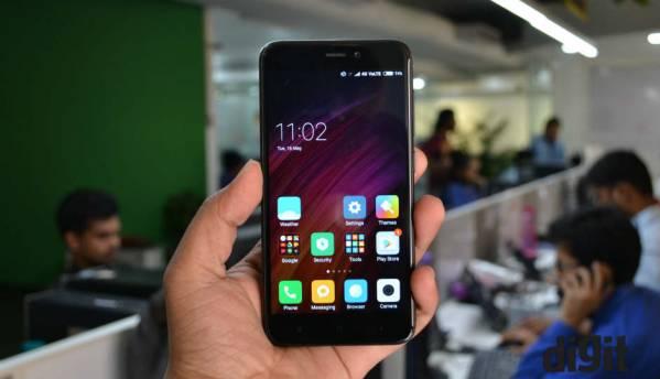 Xiaomi Redmi 4 available via flash sale on Amazon today