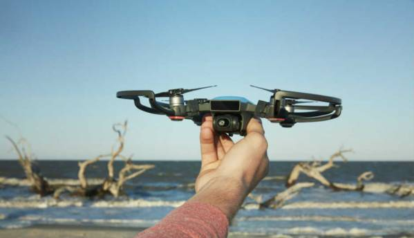 DJI Spark, a mini-drone with intelligent flight control features launched at Rs. 43,000